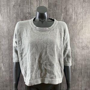 Lululemon Athletica Bhakti Reality Sweater Size 4